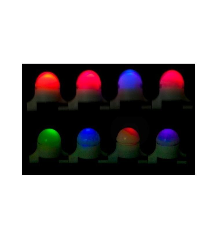 Signalizátor Saenger Light Clip Možnost D - fialová / červená