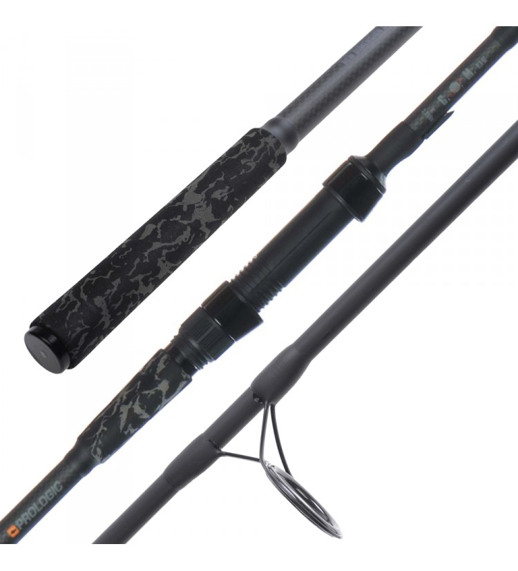 Prologic Prut C.O.M. Raw Carp Rod 2,4 m (8 ft) 2,25 lb