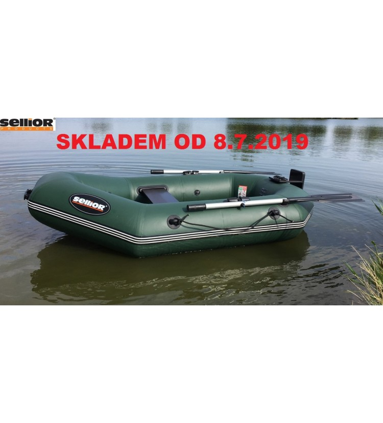 Člun Sellior Green Pearl 280cm