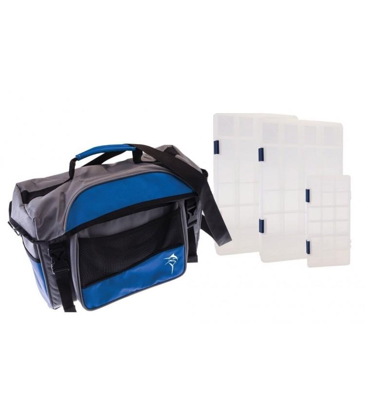 Taška Jarvis Walker Lure Bag + 3 boxy