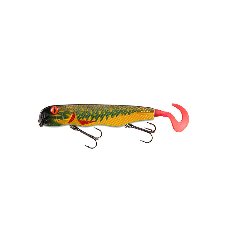 Iron Claw Wobler PFS Slim Pander Crank 14,5 cm 47 g PI