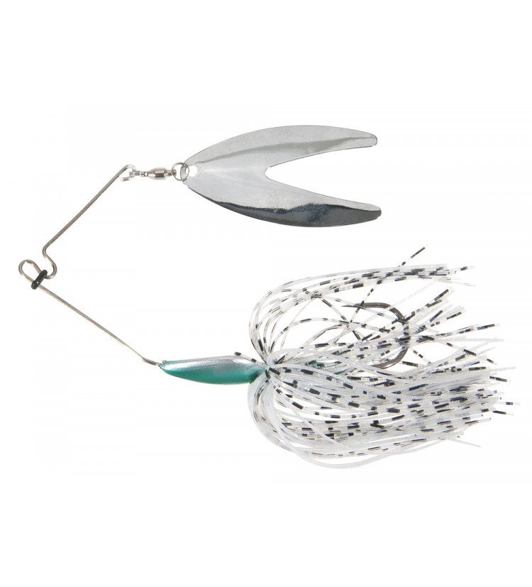 Iron Claw Třpytka V-Blade Spinnerbait 12 cm 25 g WF