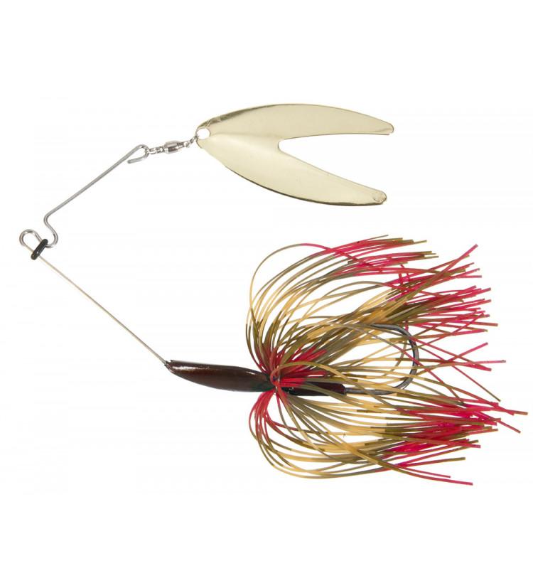 Iron Claw Třpytka V-Blade Spinnerbait 12 cm 25 g OL