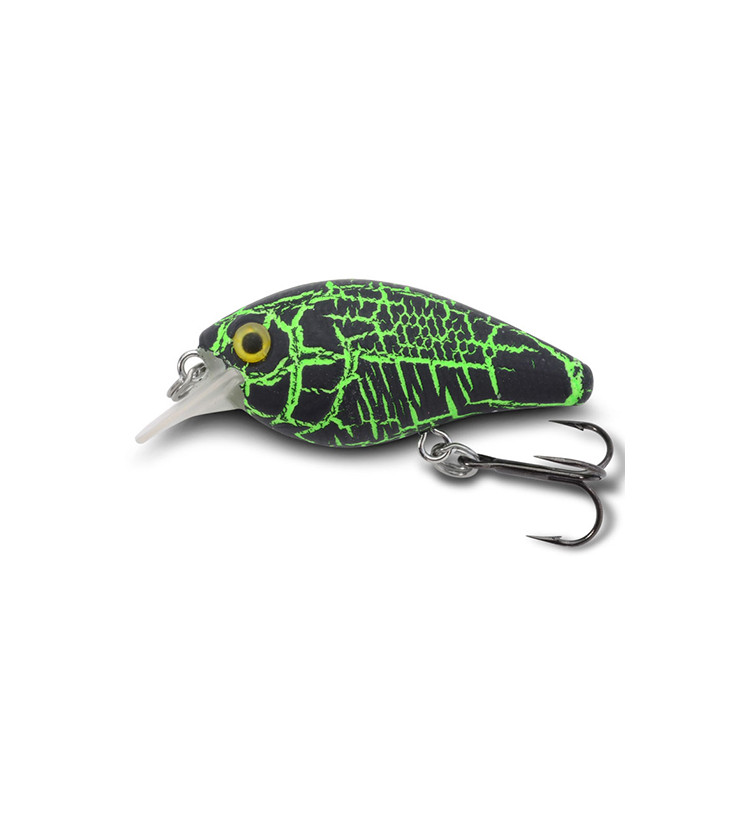 Iron Claw Wobler Doiyo Kobito 3,2 cm 2,1 g CRG