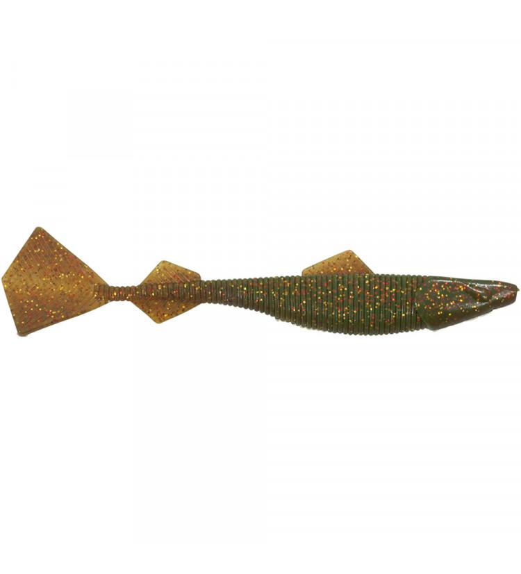 Iron Claw Gumové nástrahy Taboo tail MO 12,5cm / 4ks