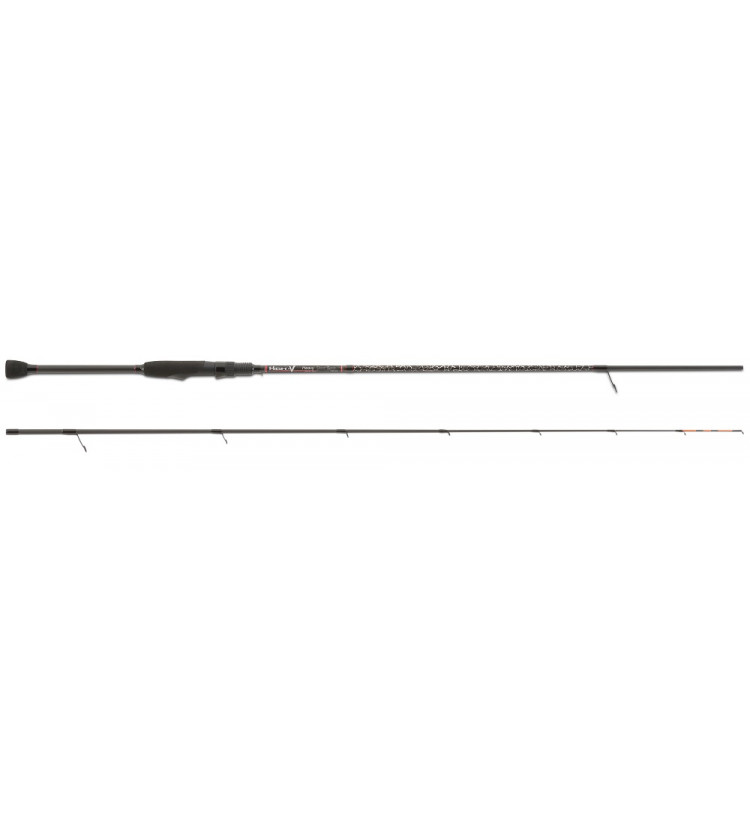 Iron Claw Prut High V Red Series Heavy Drop Shot 2,44 m 8-32 g