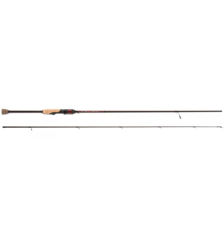 Iron Claw Prut High V Red Series UL Ultra Light 1,83 m 0,5-6 g