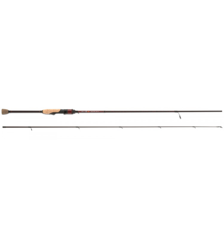 Iron Claw Prut High V Red Series UL Ultra Light 1,98 m 0,5-6 g