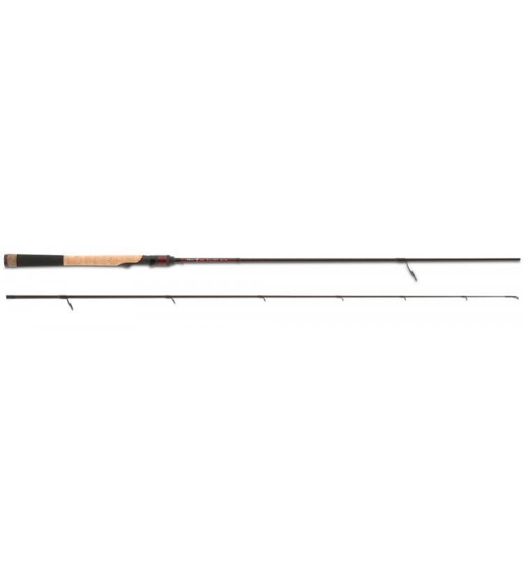 Iron Claw Prut High V Red Series Perch 2,44 m 4-18 g
