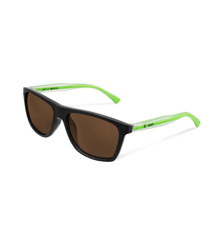 Delphin Polarizační brýle SG Twist hnědá skla