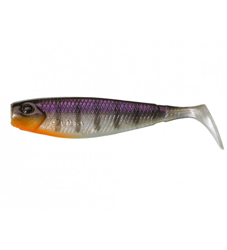 Gunki Gumová Nástraha G Bump UV Purple Perch