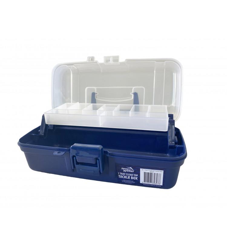 Jarvis Walker Plastový kufřík 28x13x10cm