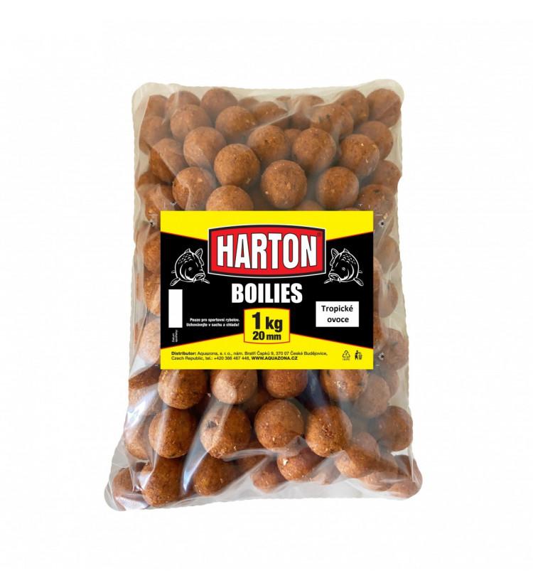 Harton Boillies 20mm / 1kg Tropické ovoce