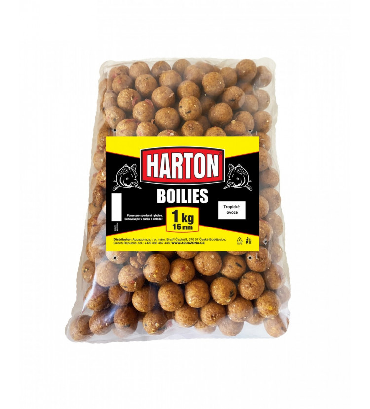 Harton Boillies 16mm / 1kg Tropické ovoce