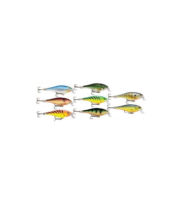 Woblery Shallow Shad Rap 7cm