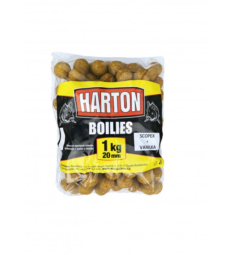 Harton Boillies 20mm / 1kg Scopex + vanilka