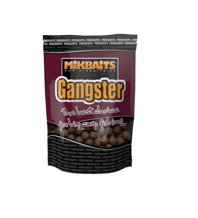 Mikbaits boilies Gangster 1kg