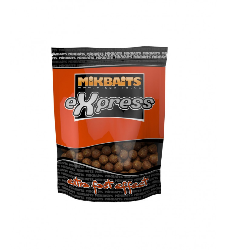 Mikbaits Boilies Express Original 1 kg 18 mm