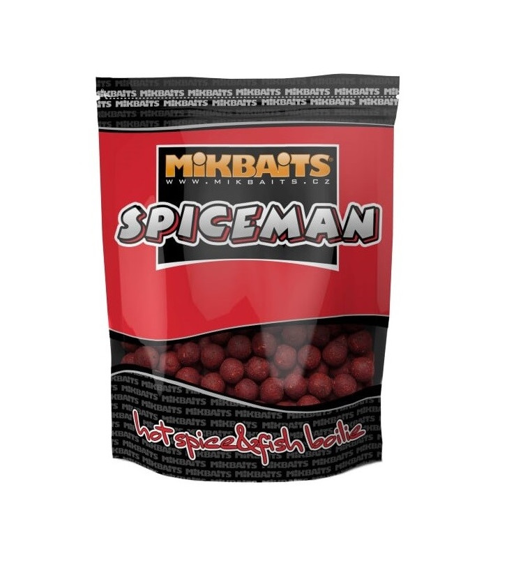 Mikbaits Boilie Spiceman WS
