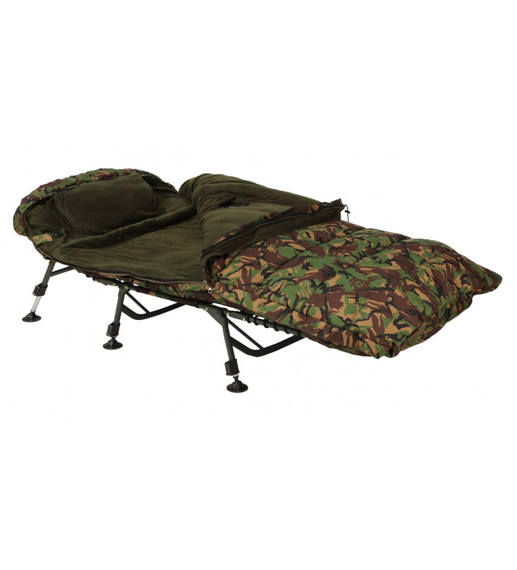 Giants Fishing Rybářský spacák Sleeping Bag 5 Seasson Maxi Camo
