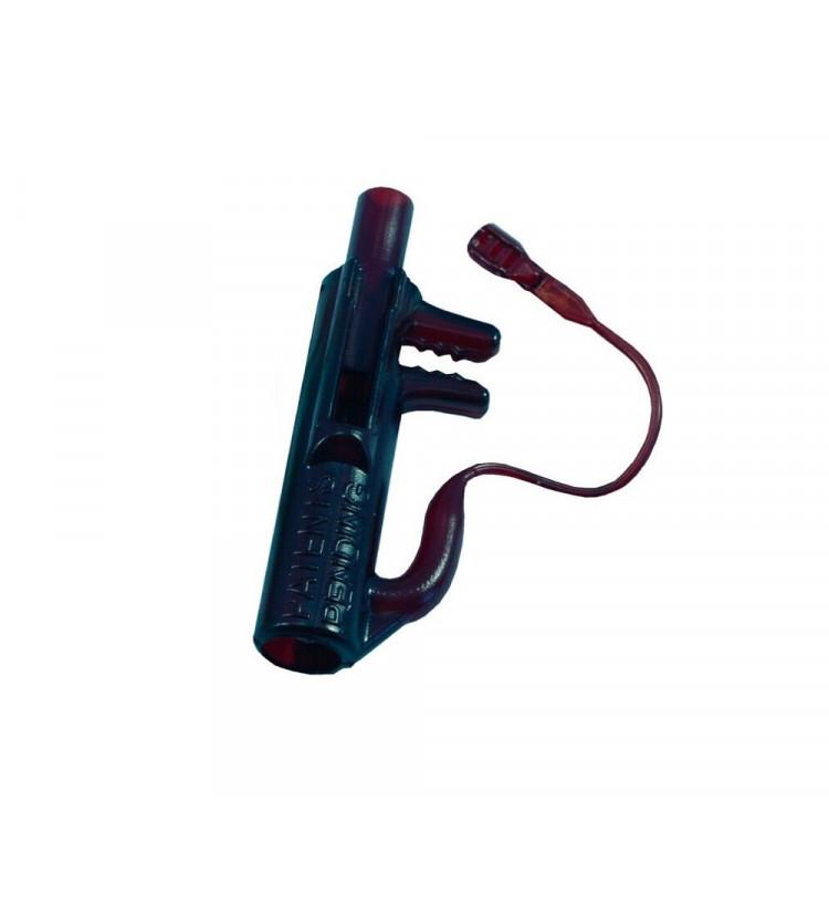 CARP´R´US závěska Snag Clip 6ks -silt (bahnité dno)