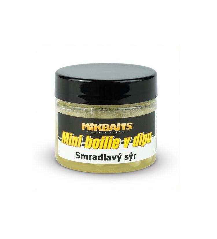 Mikbaits Mini Boilie V Dipu 6-8 mm 50 ml