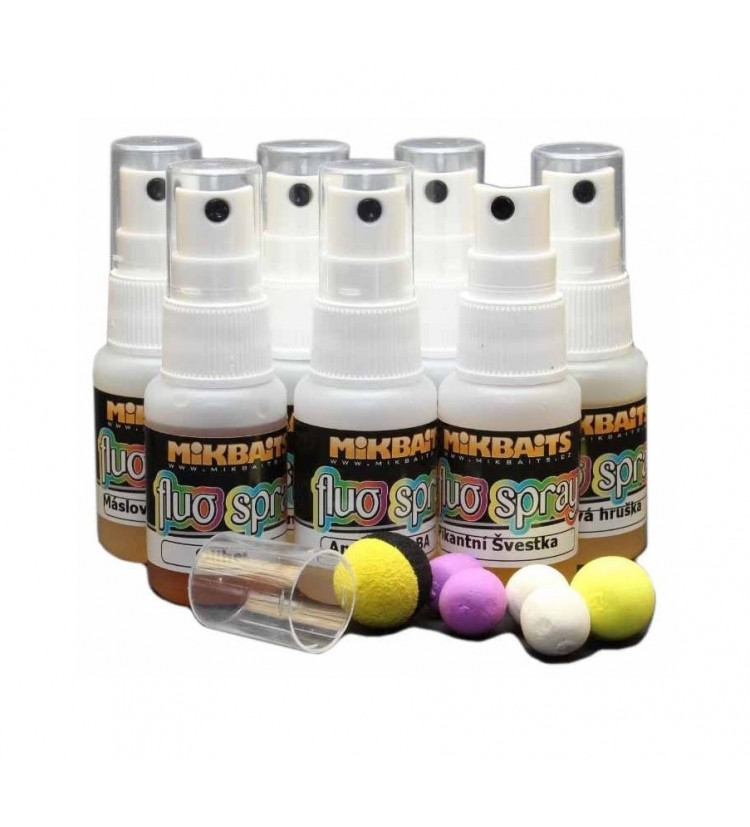 Mikbaits Fluo Spray 30 ml