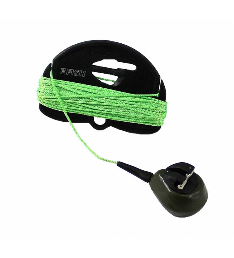 Zfish Back Lead DLX