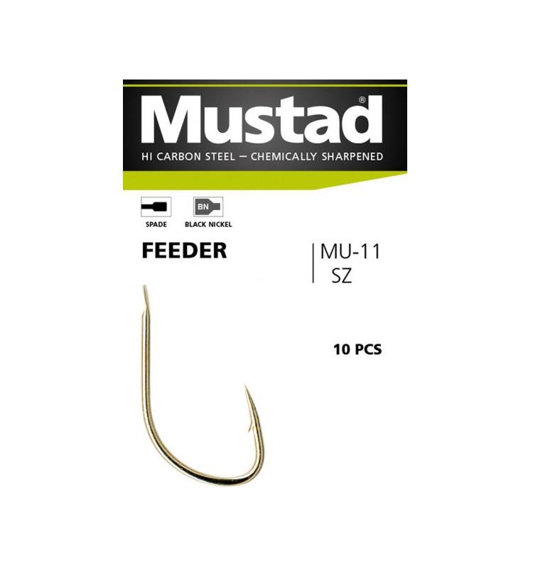 Háček Mustad Feeder