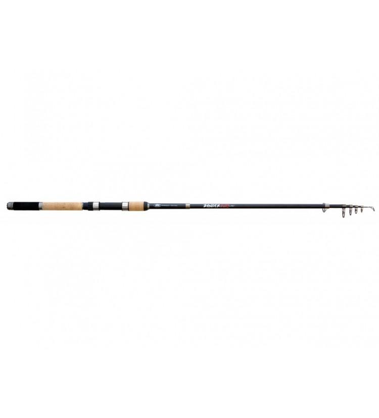 Lineaeffe prut Zander Tele Spin 2,4 m 20-60 g