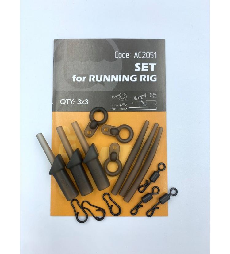 Life Orange Set Running Rig 3 ks