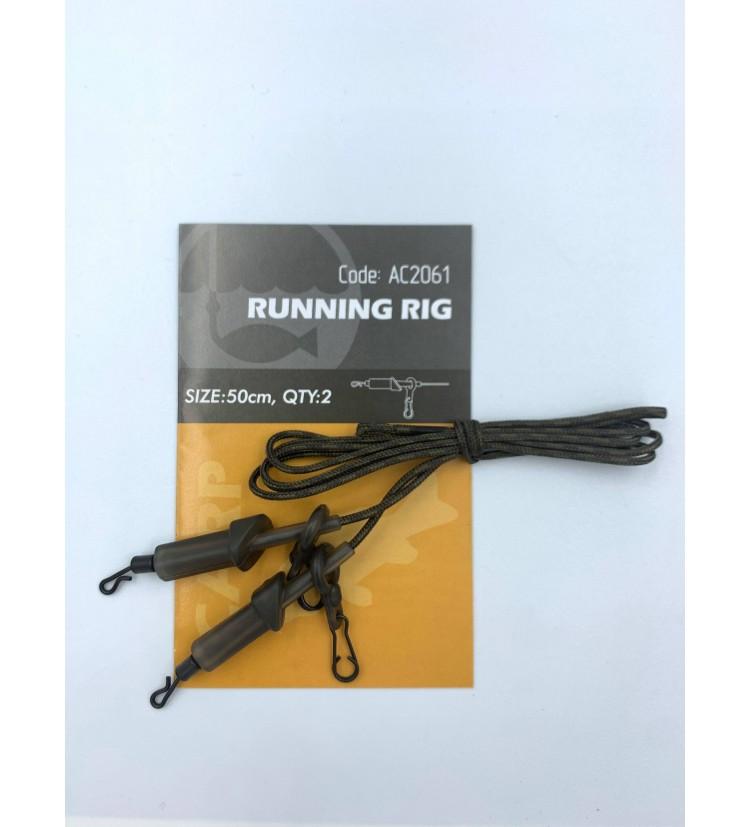 Life Orange Running rig 2 ks