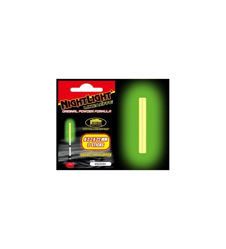 Chemické světlo Nightlight Gel 4,5mm / 2ks