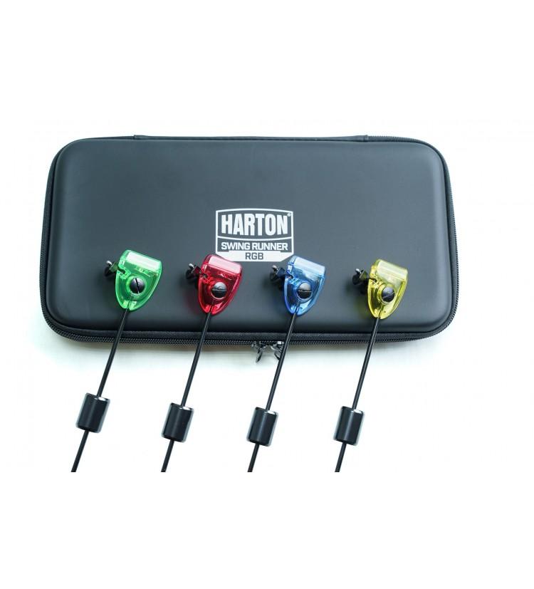 Harton sada indikátorů záběru RGB 4 ks