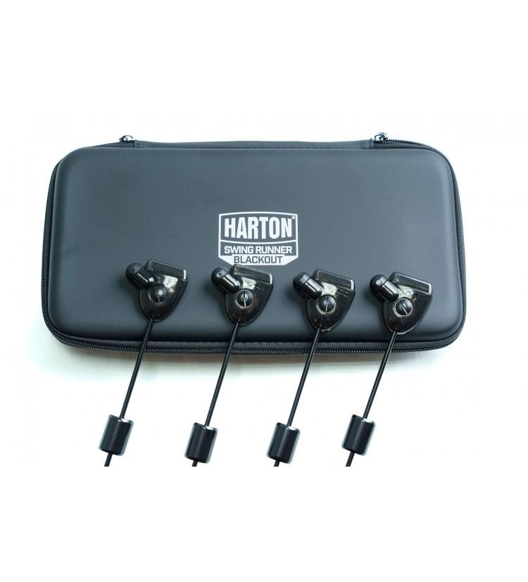 Harton sada indikátorů záběru Blackout 4 ks