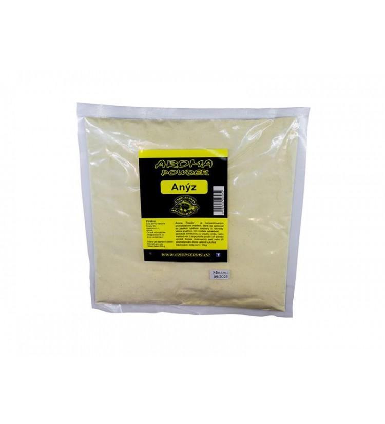 Carp Servis Václavík Aroma Powder - 200 g - ANÝZ