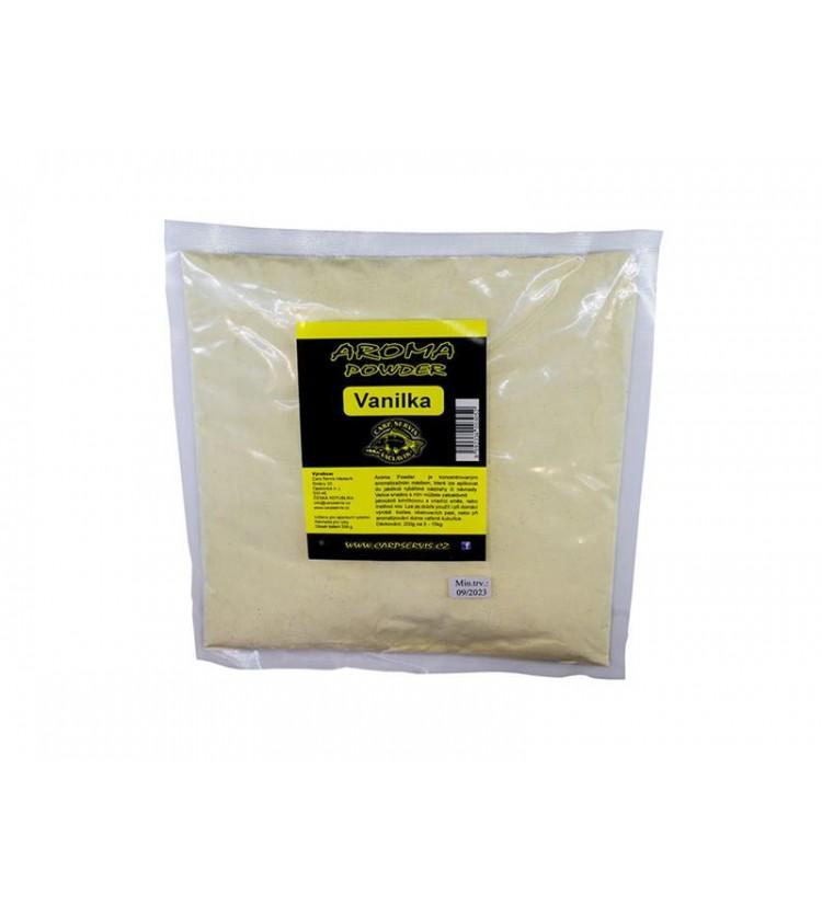 Carp Servis Václavík Aroma Powder - 200 g - Vanilka