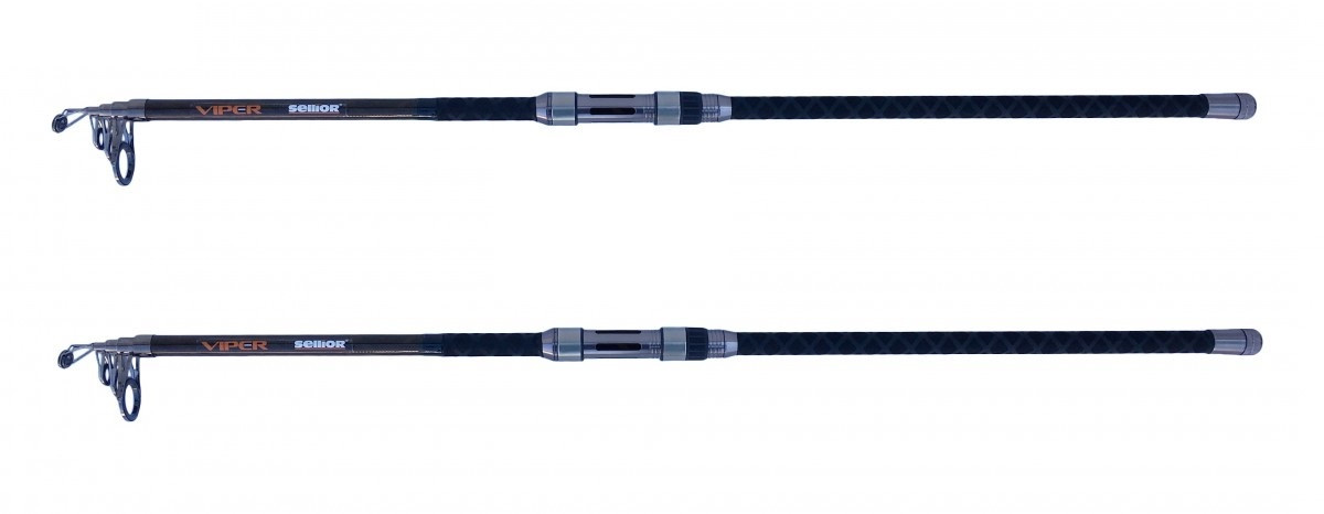 Akce 1+1 Prut Sellior Viper 3,6m 80-120g