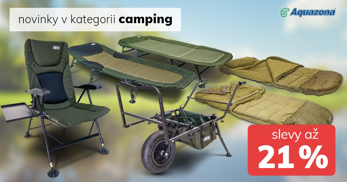 Akční sety camping