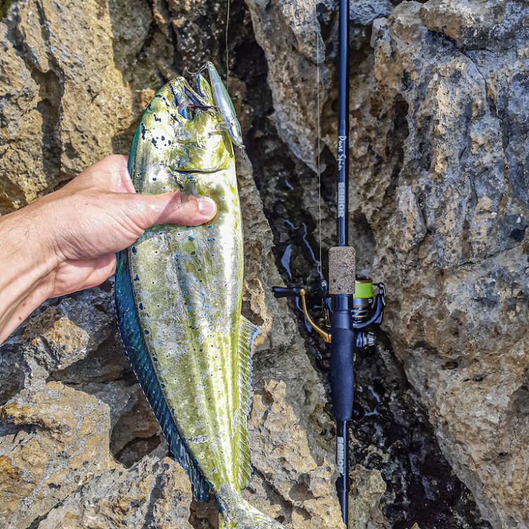 Aquazona –rybolov v chorvatsku